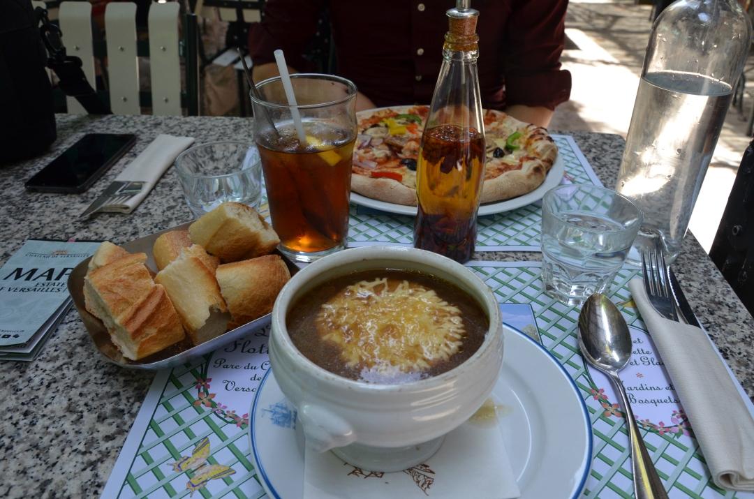Lunch in Versailles.JPG